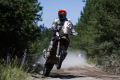 24 Winkler Andrea (ita), KTM 450 Rally, action during the Silk Way Rally 2021's 2nd stage between Novosibirsk and Gorno-Altaysk, in Russia on July 03, 2021 - Photo Frédéric Le Floc'h / DPPI