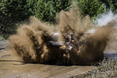 521 Zajac Magdalena (pol), Czachor Jacek (pol), Over Limit, Toyota Landcruiser, action during the Silk Way Rally 2021's 2nd stage between Novosibirsk and Gorno-Altaysk, in Russia on July 03, 2021 - Photo Julien Delfosse / DPPI