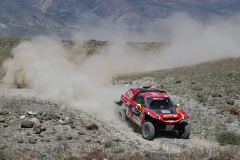 225 Pisson-Ceccaldi Jean-Luc (fra), Brucy Jean (fra), PH Sport, Zephyr, action during the Silk Way Rally 2021's 3rd stage between Gorno-Altaysk, in Russia, and Ölgii, in Mongolia on July 04, 2021 - Photo Frédéric Le Floc'h / DPPI