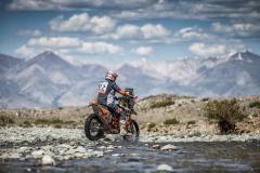 Anton Elikov © Silk Way Rally 2021