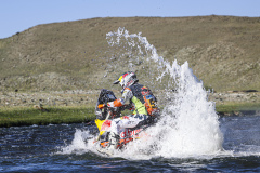 52 Walkner Matthias (aut), Red Bull KTM Factory Racing, KTM 450 Rally Factory Replica, action during the Silk Way Rally 2021's 3rd stage around Gorno-Altaysk, in Russia, on July 05, 2021 - Photo Julien Delfosse / DPPI