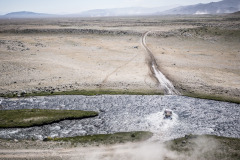 during the Silk Way Rally 2021's 4rd stage between Gorno-Altaysk, in Russia, and Ölgii, in Mongolia on July 05, 2021 - Photo Frédéric Le Floc'h / DPPI