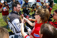 Howes Skyler (usa), Rockstar Energy Husqvarna Factory Racing, Husqvarna 450 Rally Factory Replica, portrait during the Silk Way Rally 2021's 5th stage around Gorno-Altaysk, in Russia on July 06, 2021 - Photo Frédéric Le Floc'h / DPPI
