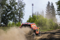 225 Pisson-Ceccaldi Jean-Luc (fra), Brucy Jean (fra), PH Sport, Zephyr, action during the Silk Way Rally 2021's 5th stage around Gorno-Altaysk, in Russia on July 06, 2021 - Photo Julien Delfosse / DPPI